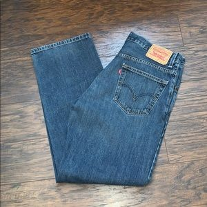 Levi's 559 Relaxed Fit Jeans 34x32